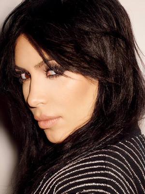 Kim Kardashian Stars With BFF Riccardo Tisci on New Cover