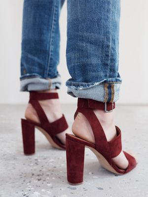#TuesdayShoesday: 5 Chunky Heels for Fall