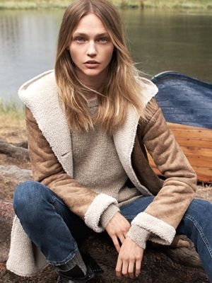 Mango's Latest Lookbook Makes Us Want to Go Camping Stat