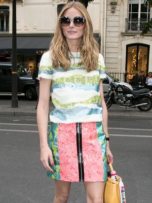 Olivia Palermo Will Design Her First Clothing Collection