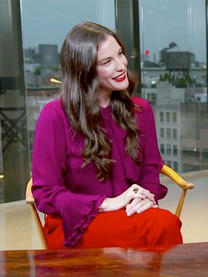 Liv Tyler Has Always Wanted Kate Moss to Style Her