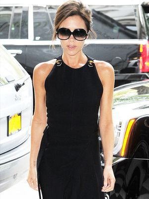 How Victoria Beckham Built a Fashion Empire Out of 10 Dresses