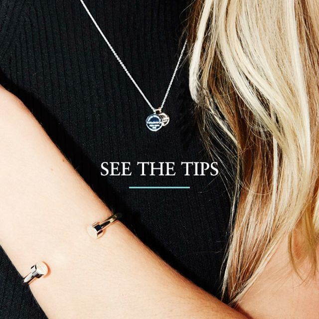 4 Tips to Reinvent Your Minimalist Jewelry Game This Fall