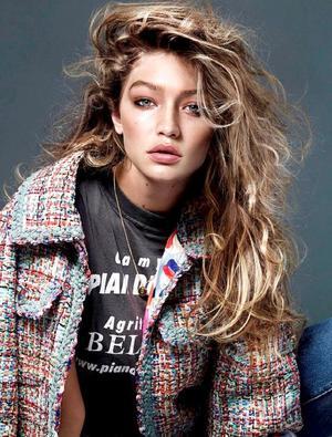 Steal Gigi Hadid's Crazy-Cool Weekend Look