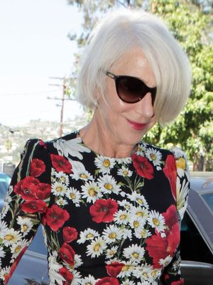 Helen Mirren Pulls Off Dolce & Gabbana Better Than Most 20-Somethings
