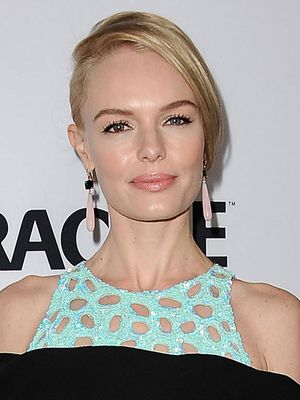 Kate Bosworth Pulls Off a Super-Complicated Dress With Ease