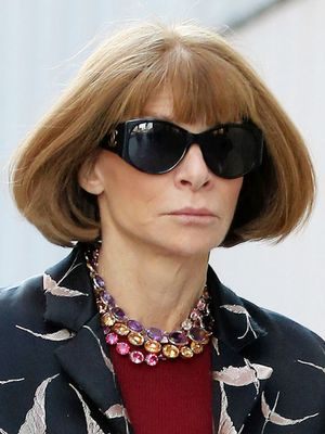 What Anna Wintour Wore to Her Birthday Brunch