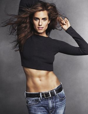 Allison Williams Kills It in Her New Harper by Harper's Bazaar Spread