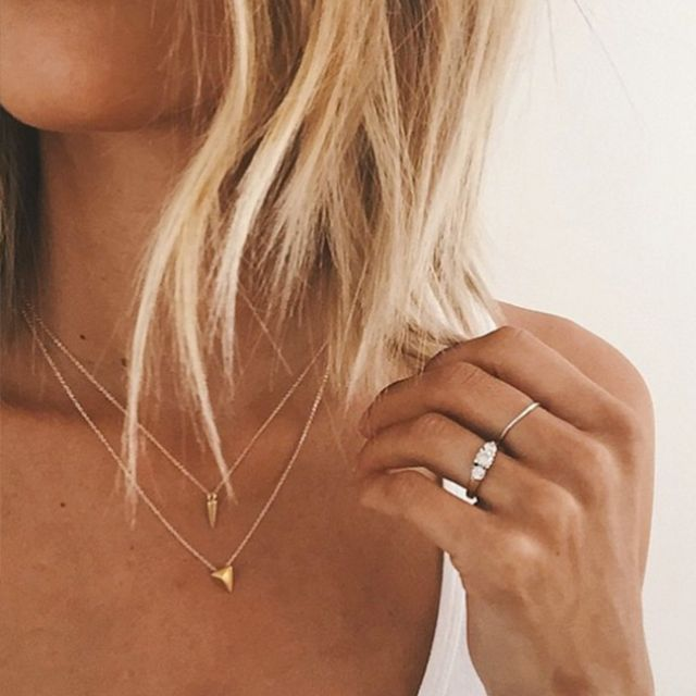 Target and Dogeared Just Debuted an Exclusive New Jewelry Line
