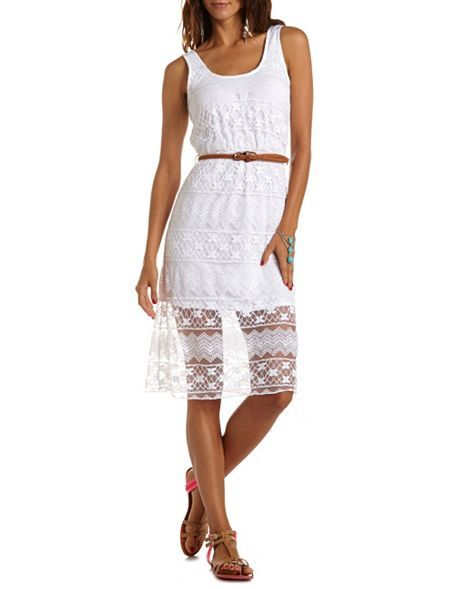 Cool Off In The Season S Best White Dresses Whowhatwear
