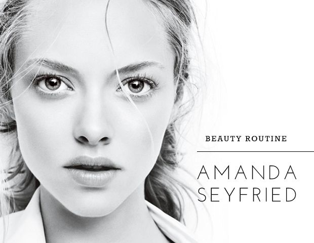 Beauty Routine: Amanda Seyfried
