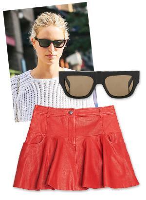 Karolina Kurkova's Tips For Polished Summer Style
