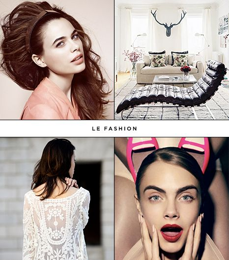 Blog: Le Fashion 