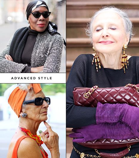 Blog: Advanced Style 