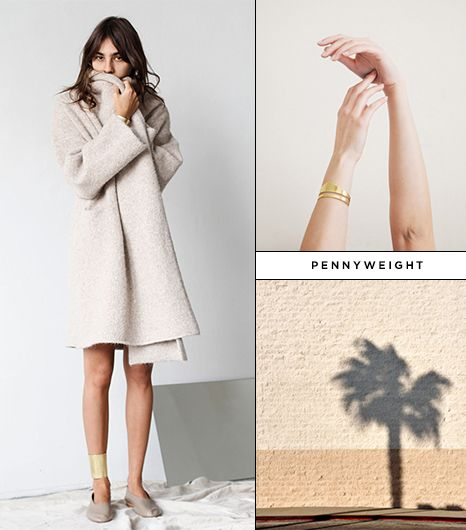 Blog: Pennyweight     What: This charming blog serves as founder Elise Joseph's visual diary: items she loves, cool collections, and so much more.