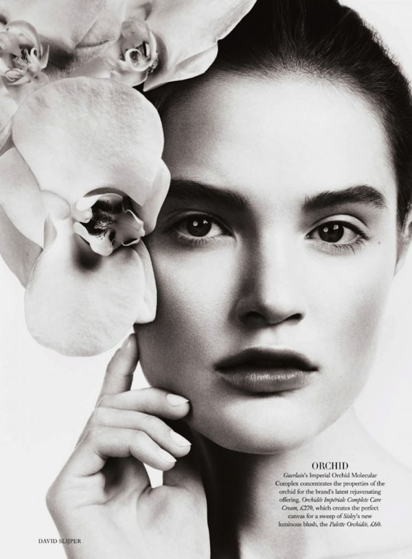 Katie Fogarty's Blooming Beauty