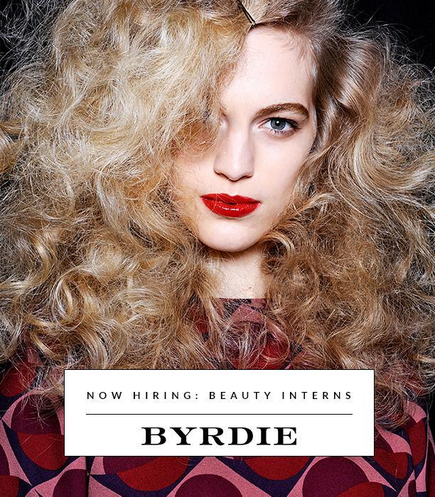 We're Hiring: Byrdie Interns