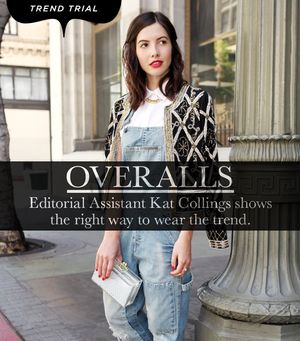 How To Wear Overalls Without Looking Like A Farmer