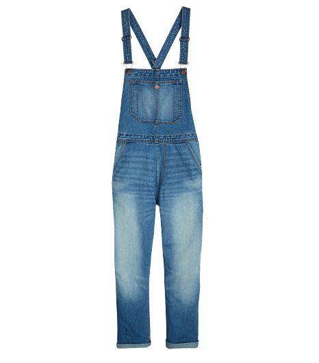 Still unsure about committing to the trend? These affordable overalls are the perfect starter set.