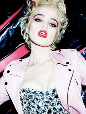 Sky Ferreira Does Her Best Madonna