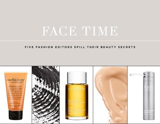 Fashion Editors' Beauty Tricks
