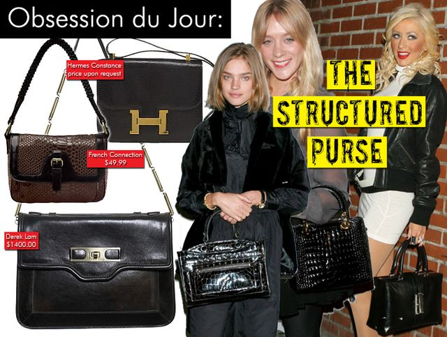 The Structured Purse