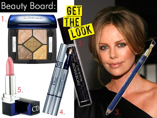 Get the Look/Charlize Theron
