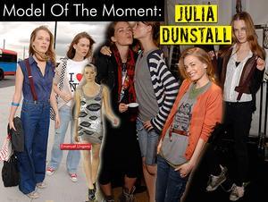 Julia Dunstall