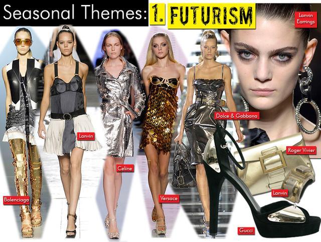 1. Futurism