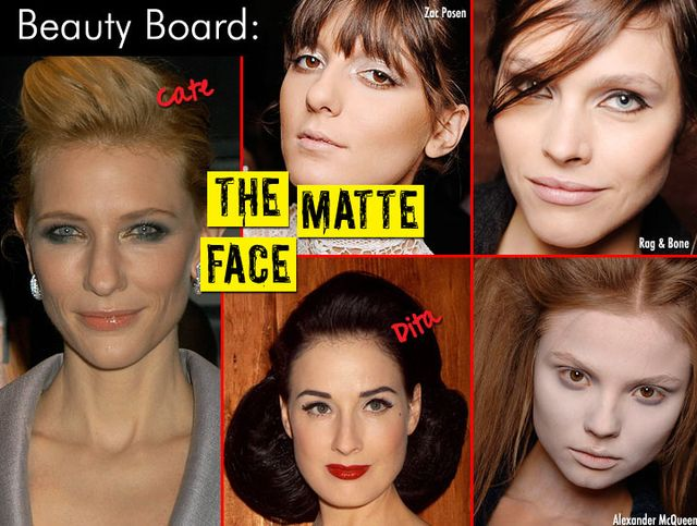 The Matte Face