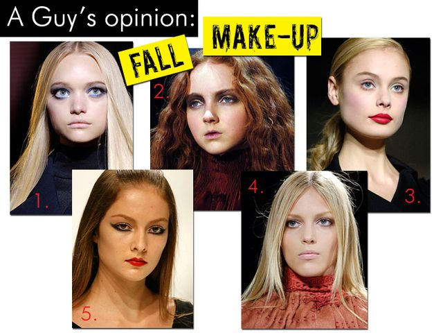 Fall Make-up