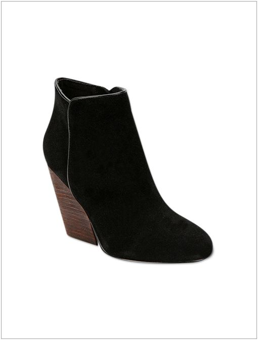 Growler Suede Ankle Boots ($69) Ankle boots are a comfortable choice you can wear all day long.