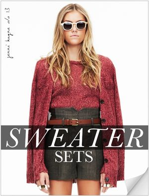 Sweater Sets
