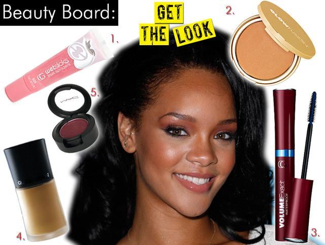 Get the Look/Rihanna