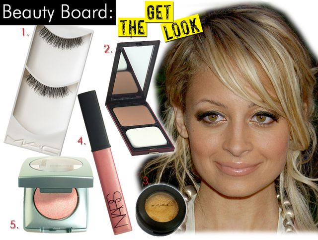 Get The Look/Nicole Richie