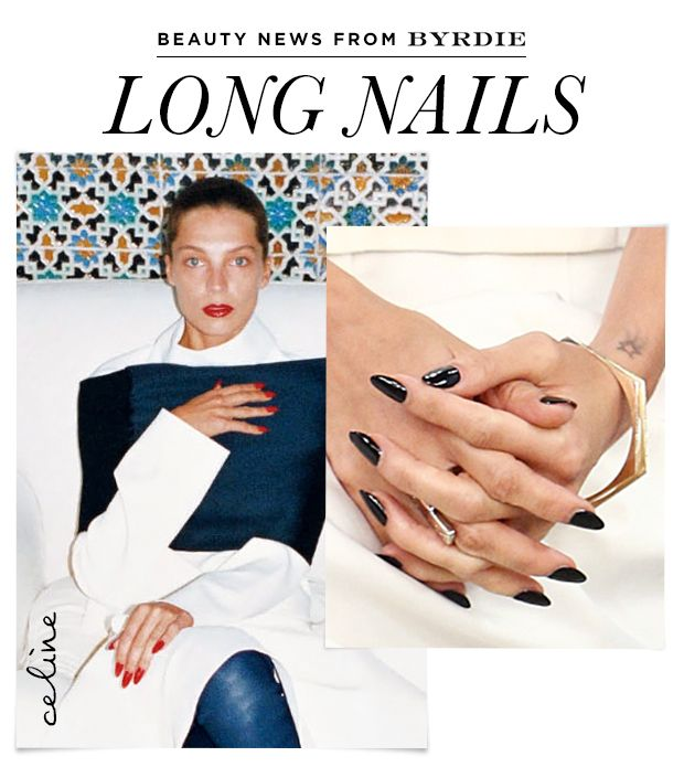 Long Nails: The Trend Nicole Richie & More Are Obsessed With
