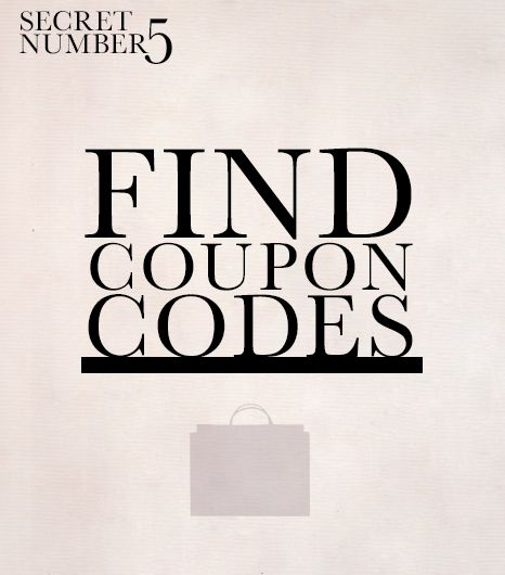 Coupon Codes  Often sites will advertise their coupon codes, but occasionally a discount code will fly under the radar, in which case RetailMeNot.com is a godsend. With coupons for over...
