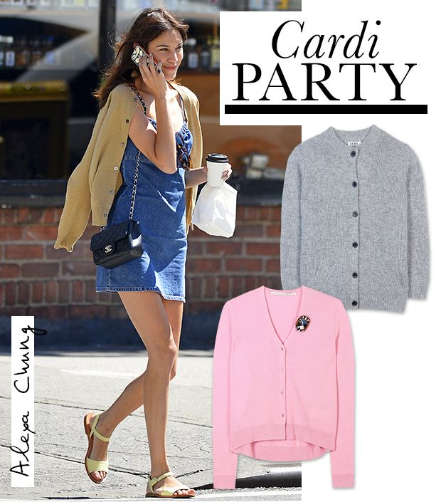 Don't Be Tardy To The (Cardi) Party! 13 Styles To Shop Now