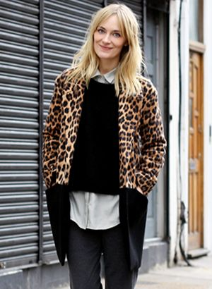 Meet Your New Girl Crush: A Danish Blogger With Serious Style