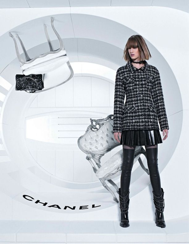 Chanel | F/W 2013 Campaign