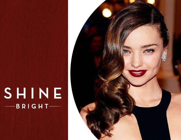 Everyone wants shiny hair. Here's how to get it!