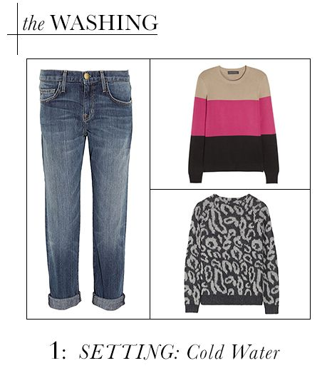 Washing: Cold Water