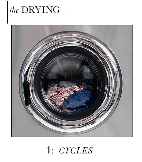 Drying: Cycles