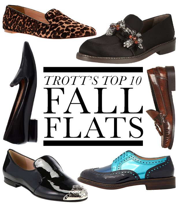 Give Your Feet A Break With These Editor-Approved Fall ...