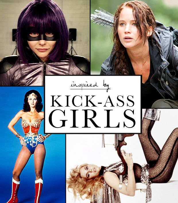 Kick-Ass Style Inspired By Angelina Jolie, Jennifer Lawrence & More