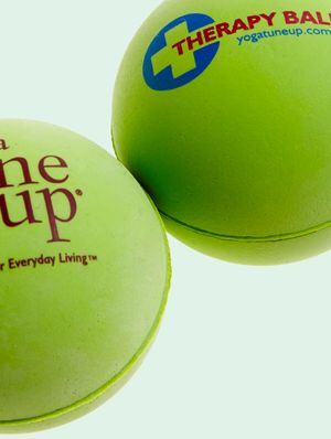 Your New Pre-Workout Routine: Yoga Tune Up Balls