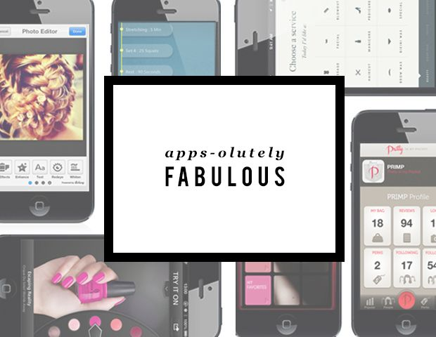 Our Favorite Beauty and Wellness Apps