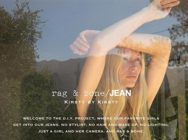 Rag & Bone/JEAN | D.I.Y. Project | F/W 2013