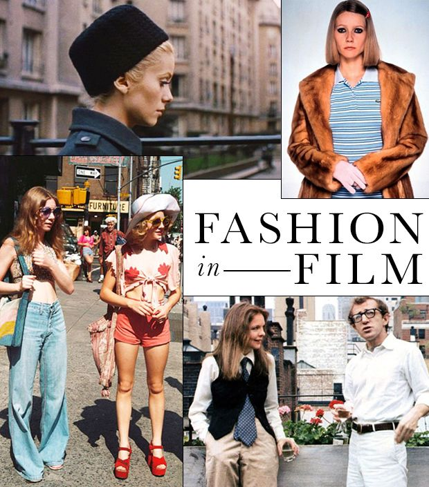 Fashion In Film: The Most Iconic Onscreen Looks