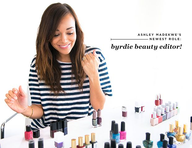 Ashley Madekwe Curates Our Fall Nail Polish Haul
